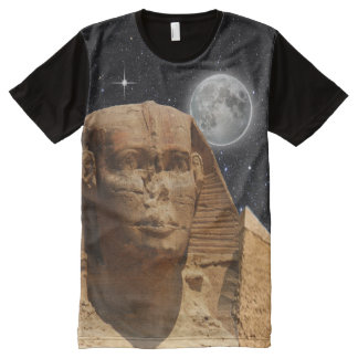 Egyptian sphinx t-shirts