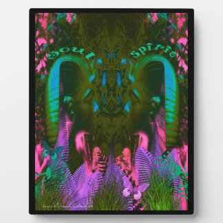 Egyptian Spirit Soul Picture Plaque