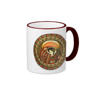 Egyptian Sun God Ra Mugs