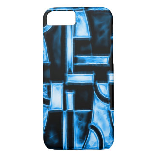 Egyptian Temple Magic Fractal iPhone 7 Case
