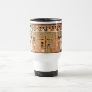 Egyptian Travel Mug