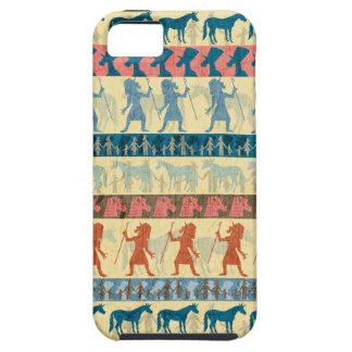 Egyptian Unicorn Pattern iPhone 5 Covers