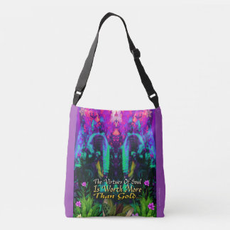 Egyptian Virtues Of Soul Designer Bag