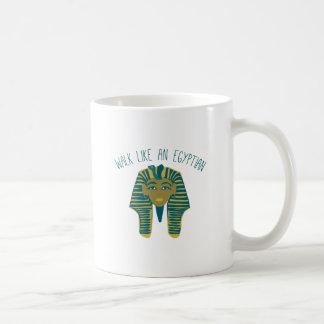 Egyptian Walk Mugs