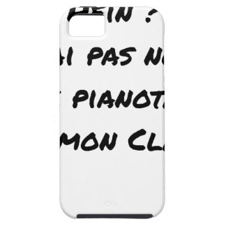 EH? I NOT NOTED AI, I TINKLED AWAY AT THE PIANO ON CASE FOR THE iPhone 5