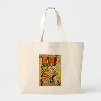 Eh! Large Tote Bag