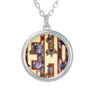 Eh! Silver Plated Necklace