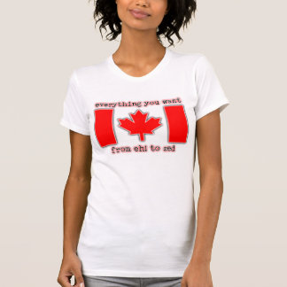Eh! to Zed Canada Shirt Canadian Pride