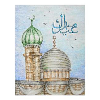 Eid Mubarak! Card