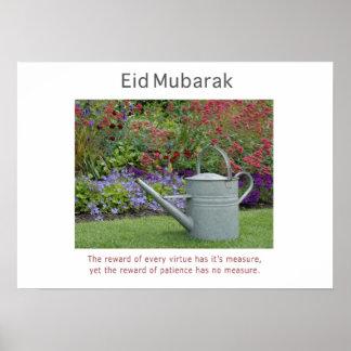 Eid Mubarak Print