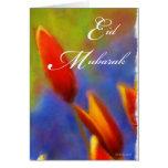 Eid Mubarak- Tulip Buds