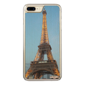 Eifel Tower Carved iPhone 7 Plus Case