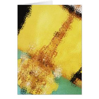 """Eiffel"" (10) VOI 5X7 Greeting Cards"