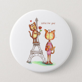 EIFFEL FOR YOU BUTTON
