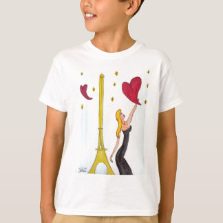 Eiffel Love T-Shirt