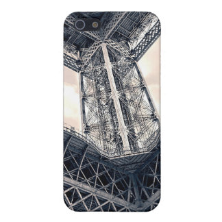 Eiffel Steel iPhone Case Cover For iPhone 5