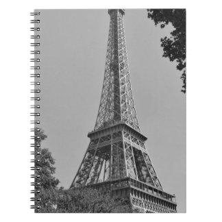 Eiffel Tower 4 Notebook