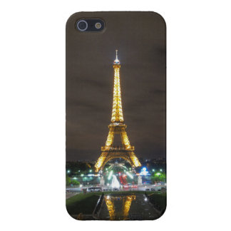 Eiffel Tower at Night, Paris iPhone 5/5S Cases
