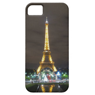 Eiffel Tower at Night, Paris iPhone 5 Cases