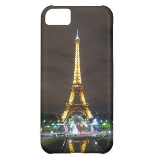 Eiffel Tower at Night, Paris iPhone 5C Case