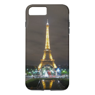 Eiffel Tower at Night, Paris iPhone 8 Plus/7 Plus Case