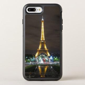 Eiffel Tower at Night, Paris OtterBox Symmetry iPhone 8 Plus/7 Plus Case