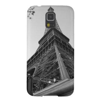 Eiffel Tower b/w Galaxy S5 Cases