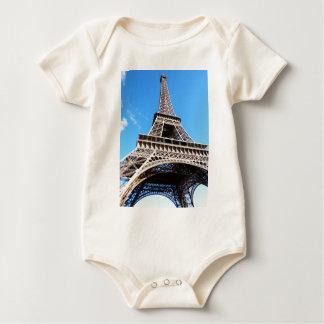 Eiffel tower baby bodysuit