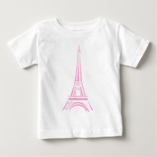 Eiffel-tower Baby T-Shirt