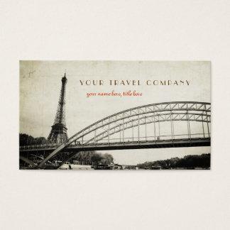 Eiffel Tower  - Business Card