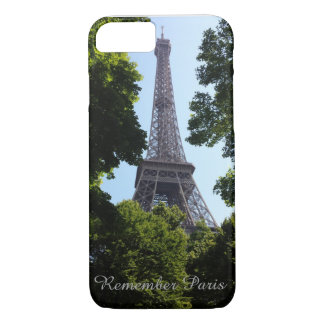 Eiffel Tower cell phone cover
