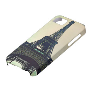 Eiffel Tower-color Case For The iPhone 5