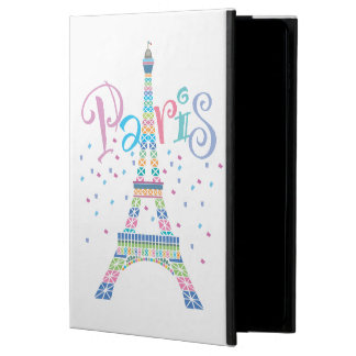 Eiffel Tower Confetti iPad Air/Air2 Case