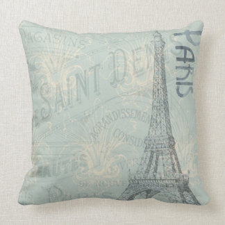 Eiffel Tower Cushion