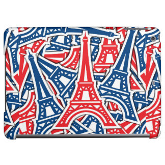 Eiffel Tower, France Pattern