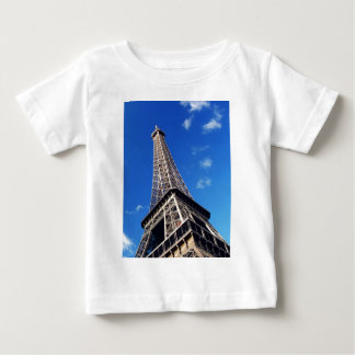 Eiffel Tower France Travel Photography Baby T-Shirt