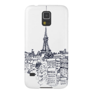 Eiffel Tower Galaxy S5 Covers