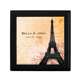 Eiffel Tower Gift Box