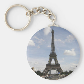 Eiffel Tower in Paris Key Ring