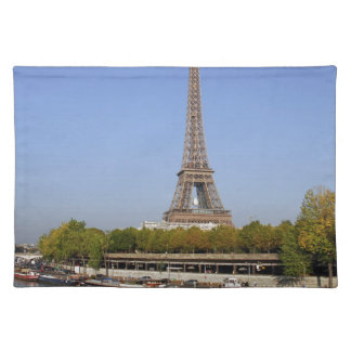 Eiffel tower in Paris Placemat
