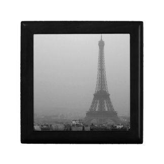 Eiffel Tower in the mist Gift Box