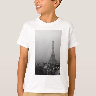 Eiffel Tower in the mist T-Shirt