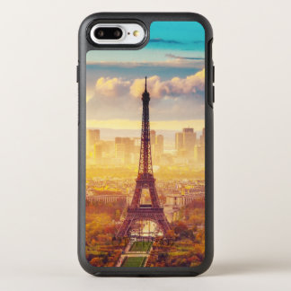 Eiffel Tower In the Summer OtterBox Symmetry iPhone 8 Plus/7 Plus Case