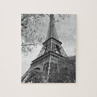 Eiffel Tower Jigsaw Puzzle