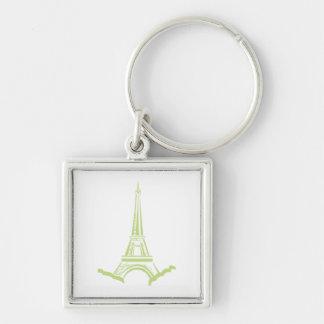 Eiffel Tower Keychains