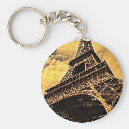 Eiffel Tower Key Chains