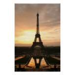 Eiffel Tower, Large Posters