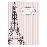 Eiffel Tower Merci Beaucoup