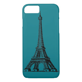eiffel tower mobile case for mobile