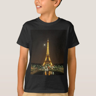 Eiffel Tower @ Night Youth Tee